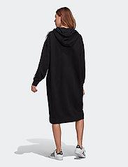 adidas Originals - Adicolor Classics Hoodie Dress W - alledaagse jurken - black - 3