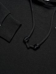 adidas Originals - Adicolor Classics Hoodie Dress W - alledaagse jurken - black - 4
