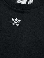 adidas Originals - Adicolor Classics Roll-Up Sleeve Crop Top W - crop tops - black - 4