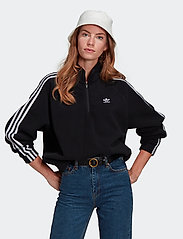 adidas Originals - Adicolor Classics Polar Fleece Half-Zip Sweatshirt W - fleece - black - 0