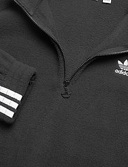 adidas Originals - Adicolor Classics Polar Fleece Half-Zip Sweatshirt W - fleece - black - 4