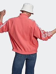 adidas Originals - Adicolor Classics Polar Fleece Half-Zip Sweatshirt W - fleece - hazros - 5