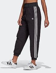 adidas Originals - Adicolor Classics Double-Waistband Fashion Track Pants W - trainingsbroek - black - 0