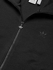 adidas Originals - Adicolor 3D Trefoil Track Jacket W - sweatshirts - black - 4