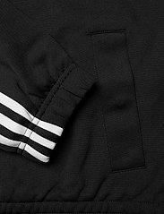 adidas Originals - Adicolor 3D Trefoil Track Jacket W - sweatshirts - black - 5