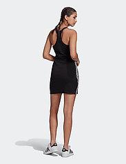 adidas Originals - Adicolor Classics Racerback Dress W - bodycon jurken - black - 5
