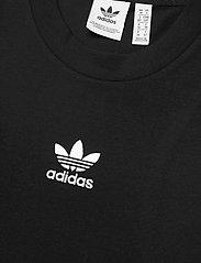 adidas Originals - Adicolor Classics Loose Tank Top W - sportieve tops - black - 4