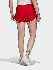 adidas Originals - Adicolor Classics 3-Stripes Shorts W - træningsshorts - scarle - 3