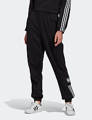 adidas Originals - Adicolor 3D Trefoil Track Pants W - trainingsbroek - black - 0