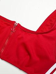 adidas Originals - Adicolor Classics Primeblue Bikini Top W - bikini bandeau - scarle - 4