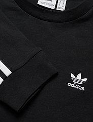 adidas Originals - Adicolor Classics Long Sleeve T-Shirt W - langærmede toppe - black - 4