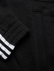 adidas Originals - Adicolor 3D Trefoil Fleece Half-Zip Sweatshirt W - sweatshirts - black - 5