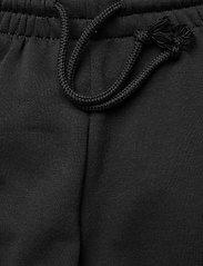 adidas Originals - Adicolor 3D Trefoil Fleece Pants W - bukser - black - 7