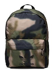 Camo Classic Backpack - HEMP/WILPIN/BLACK