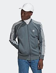 adidas Originals - Adicolor Classics Primeblue SST Track Jacket - basic sweatshirts - bluoxi - 0