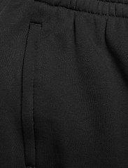 adidas Originals - Adicolor 3D Trefoil Graphic Sweat Pants - bukser - black - 4