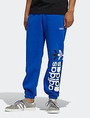 adidas Originals - Forum Sweat Pants - treenihousut - royblu - 0