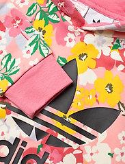 adidas Originals - HER Studio London Floral Hoodie - hoodies - trapnk/multco/black - 2