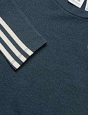 adidas Originals - Fakten Long Sleeve T-Shirt W - topjes met lange mouwen - crname/crenav/white - 5