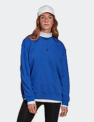 adidas Originals - Adicolor Essentials Sweatshirt W - sweatshirts - boblue - 0