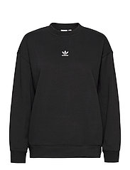 Adicolor Essentials Sweatshirt W - BLACK