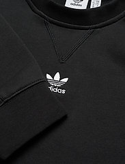 adidas Originals - Adicolor Essentials Sweatshirt W - sweatshirts - black - 4