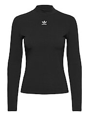 Adicolor Essentials Long Sleeve T-Shirt W - BLACK