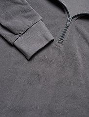 adidas Originals - Adicolor Essentials Polar Fleece Half-Zip Sweatshirt - basic sweatshirts - grefiv - 4