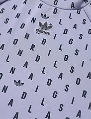 adidas Originals - TIGHT CROP TOP - crop tops - ntnavy - 4