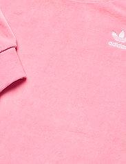 adidas Originals - Sweater W - sweatshirts - ltpink - 4