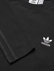 adidas Originals - Crop Long Sleeve T-Shirt W - langærmede toppe - black - 4