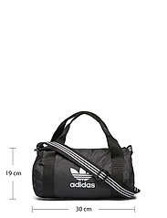 adidas Originals - Adicolor Shoulder Bag - nyheter - black/white - 4