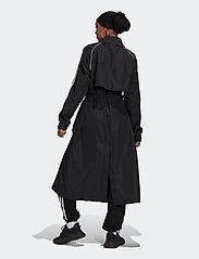 adidas Originals - Adicolor Classics Trench Coat W - parkacoats - black - 3