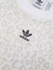 adidas Originals - Cropped T-Shirt W - crop tops - multco/white/talc - 4
