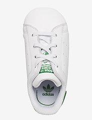 adidas Originals - Stan Smith - hausschuhe - ftwwht/ftwwht/green - 3