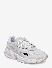 adidas Originals - FALCON W - chunky sneakers - ftwwht/ftwwht/crywht - 0