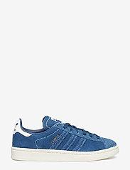 adidas Originals - CAMPUS - baskets basses - blunit/blunit/crywht - 1