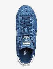 adidas Originals - CAMPUS - baskets basses - blunit/blunit/crywht - 3