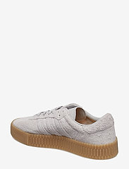 adidas Originals - SAMBAROSE W - low top sneakers - gretwo/gretwo/gum4 - 2