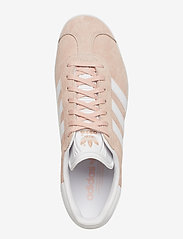 adidas Originals - Gazelle - lav ankel - vappnk/white/goldmt - 3
