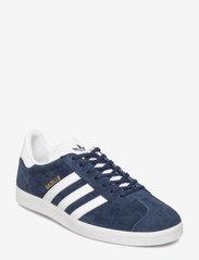 adidas Originals - Gazelle - lav ankel - conavy/white/goldmt - 0