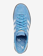 adidas Originals - HANDBALL SPEZIAL - lav ankel - ltblue/ftwwht/gum5 - 3