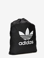 adidas Originals - Trefoil Gym Sack - sportsvesker - black - 2