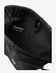 adidas Originals - Trefoil Gym Sack - sportsvesker - black - 3