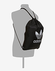 adidas Originals - GYMSACK TREFOIL - sac á dos - black - 4