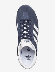 adidas Originals - Gazelle - low tops - conavy/ftwwht/ftwwht - 3