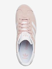 adidas Originals - GAZELLE J - low tops - icepnk/ftwwht/goldmt - 3