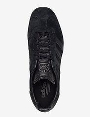 adidas Originals - Gazelle - lav ankel - cblack/cblack/cblack - 3