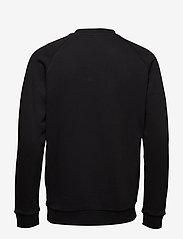 adidas Originals - TREFOIL CREW - overdeler - black - 2