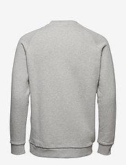 adidas Originals - Trefoil Warm-Up Crew Sweatshirt - overdeler - mgreyh - 1